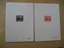 CSSR Schwarz + Rotdruck Aus 1968 Michel Nummer 3 (13313) - Abarten Und Kuriositäten