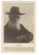 3245 - ETTORE PAIS STORICO SENATORE UNIVERSITA' ACCADEMICO PARIGI OXFORD BUCAREST MADRID BARCELLONA MONACO 1920 OPTIMA - Personaggi Storici