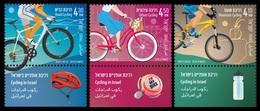 2019Israel3vCycling In Israel - Nuevos (con Tab)