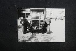 """FRANCE - Photo - Voiture """" DONNET """"  - L 52823 - Automobiles"""