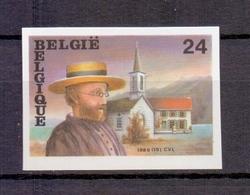 2346 Pater Damiaan ONGETAND POSTFRIS**  1989 - Belgien