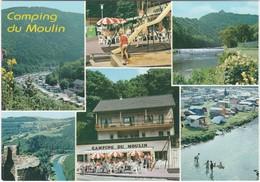 BOURSCHEID-MOULIN  Camping Du Moulin - Diekirch