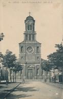 Lille Pl 67 Eglise ST Vincent De Paul Trés Peu Courant état Correct Sans Plus - Lille