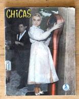 Chicas - CHICAS  Revista Juvenil 1957  16 X 21 CM - 68 Pages Bande Dessinée Et Roman-photo - Revues & Journaux