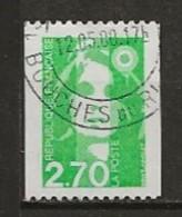 FRANCE:, Obl., N° YT 3008a, Rare Oblitéré, TB - 1989-96 Bicentenial Marianne