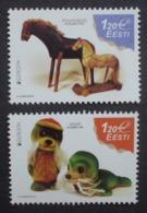 Estland      Historisches Spielzeug    Europa Cept   2015  ** - 2015