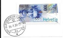 2007: Schweizeriche Nationalbank - Schweiz