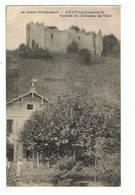 01 - NEUVILLE Sur AIN - Ruines Du Château De Thol  - 4185 - France