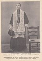 BIVONA (AG) /  Reverendo Sacerdote D. FRANCESCO SEIDITA _ Rettore Di S. Rosalia - Cristianesimo