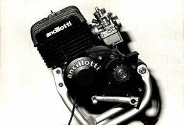 Ancillotti +-18cm X 12cm Moto MOTOCROSS MOTORCYCLE Douglas J Jackson Archive Of Motorcycles - Photographs