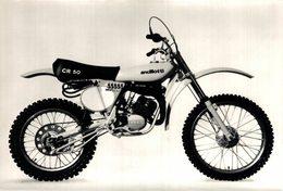 Ancillotti CR50 +-18cm X 12cm Moto MOTOCROSS MOTORCYCLE Douglas J Jackson Archive Of Motorcycles - Photographs