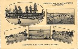 Anvers NA104: Groeten Van Ste Anna Strand - Antwerpen