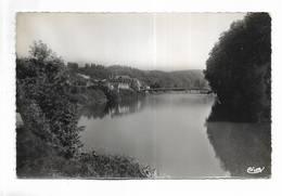 25 - L' ISLE-sur-le-DOUBS ( Doubs ) - Le Doubs -  - Carte Glacée - Isle Sur Le Doubs