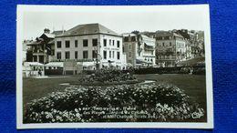 Trouville Reine Des Plages Jardins Du Casino Et Hotel Chatham France - Trouville