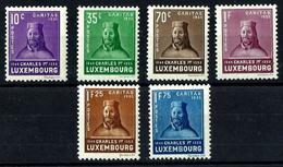Luxemburgo Nº 276/81 Nuevos. Cat.145€ - Unused Stamps