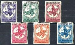 Luxemburgo Nº 252/57 Nuevos. Cat.175€ - Unused Stamps