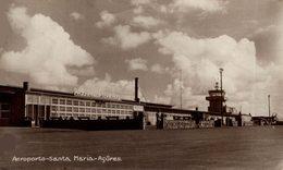 PORTUGAL. AEROPORTO SANTA MARIA AÇORES - Açores