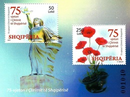 "Albania Stamps 2019. ""75th Anniversary Of The Liberation Of Albania"". Block MNH - Albania"