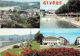 69 - Givors - Multivues - Givors
