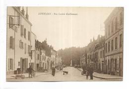 71 - LOUHANS - Rue Lucien Guillemaut - Louhans