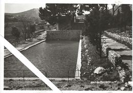 CAMP De CARPIAGNE    Photo 1950  Piscine? - Altri Comuni