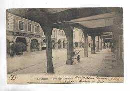 71 - LOUHANS - Vue Des Arcades - Hôtel-St-Martin - Carte Précurseur - Louhans