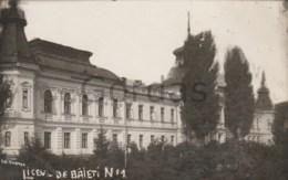Moldova - Bessarabia - Chisinau - Liceul De Baieti - Foto Zemsman - Moldavie
