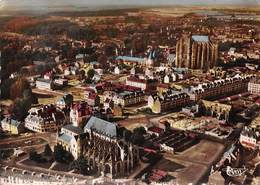 60 .n° 21295 . Beauvais . Vue Generale Aerienne . Cpsm .10.5 X 15cm . - Beauvais