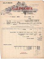 ETABLISSEMENTS G. & L. FRATELLI CORA S.A. - VINICOLO COSTIGLIOLE D'ASTI - TORINO - CINEY - 1934 - Italie