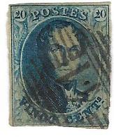 0M-986: N° 11: 41: FLORENVILLE - 1858-1862 Medallones (9/12)