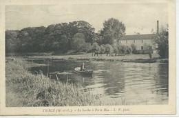 Tiercé- La Sarthe à Porte Bise- - Tierce