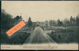 Bécherel CPA 35 Ille Et Vilaine Château De Caradeuc Demeure Du Proc. La Chalotais Carte Pionnière 1903 Ed W.L. - Bécherel