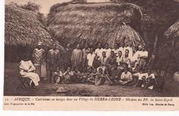 SIERRA LEONE(FREETOWN) TYPE - Sierra Leone