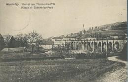 Carte-Postale MONTMEDY Viaduc De Thonne Les Prés - Montmedy