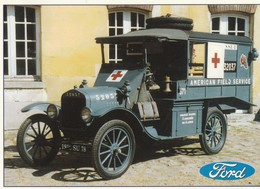 FORD T-  Ambulance - Ausrüstung