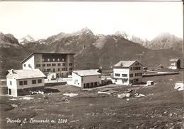 1133/FG/20 - LA THUILE (AOSTA) - Piccolo S. Bernardo - Italia