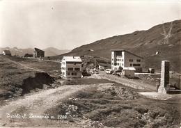 1131/FG/20 - LA THUILE (AOSTA) - Piccolo S. Bernardo - Italia