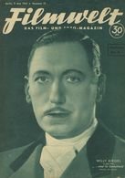 Filmwelt 9 Mai 1941 / Numero 19 - Films & TV