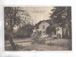 70 - MANTOCHE ( Hte-Saône ) - La Fosse-Paillot - France