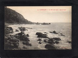 50  Carolles, Port De Lude A Mer Haute (scan Recto-verso) CPA   N° 25  Année 1912  R .SERRAND PHOTO - Autres Communes