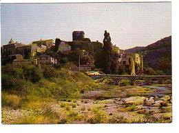 Montclus - Les Gorges De La Céze Entre Barjac Et Bagnols - Frankreich