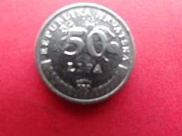 Croatie  50 Lipa  1993  Km 8 - Croatie