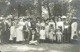 ( CARTE PHOTO ) ( FAMILLE  )(MODE  ) - Foto