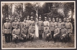 AK / Foto / Stahlhelmbund Um 1923 / Königsbrück / Kamenz In Sachsen   ..  ( E 370 ) - Weltkrieg 1939-45