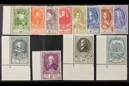 1952 UPU Congress Set, Cob 880/91, SG 1398/1409, Never Hinged Mint (12 Stamps) For More Images, Please Visit Http://www. - Belgium
