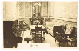 Aywaille-s/Amblève: Hôtel Du Commerce; Salon ( 2 Scans) - Aywaille