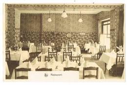 Aywaille-s/Amblève: Hôtel Du Commerce; Restaurant ( 2 Scans) - Aywaille