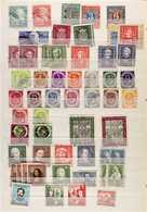 1949-1981 COMPREHENSIVE FINE USED COLLECTION INCLUDING BERLIN Presented On Stock Pages, Mostly All Different, Includes W - [6] Democratic Republic