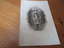 Dp 1787 - 1851, Tielt/Brugge, De Foere - Images Religieuses