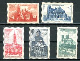 France   Y&T   772 - 776   XX    ---     Impeccables... - France